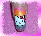 Hippie Inspired Hello Kitty!