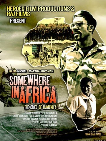 Somewhere in Africa Ghanaian movie - Majid Michel movies - Somewhere in Africa African movie - Ghana movies online FREE