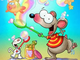 toopy and binoo bubbles
