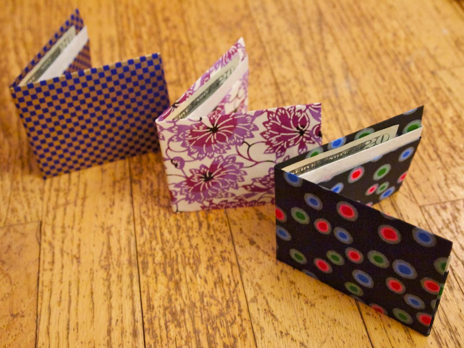Оригами: как сделать кошелек из бумаги МОРЕ творческих идей 88