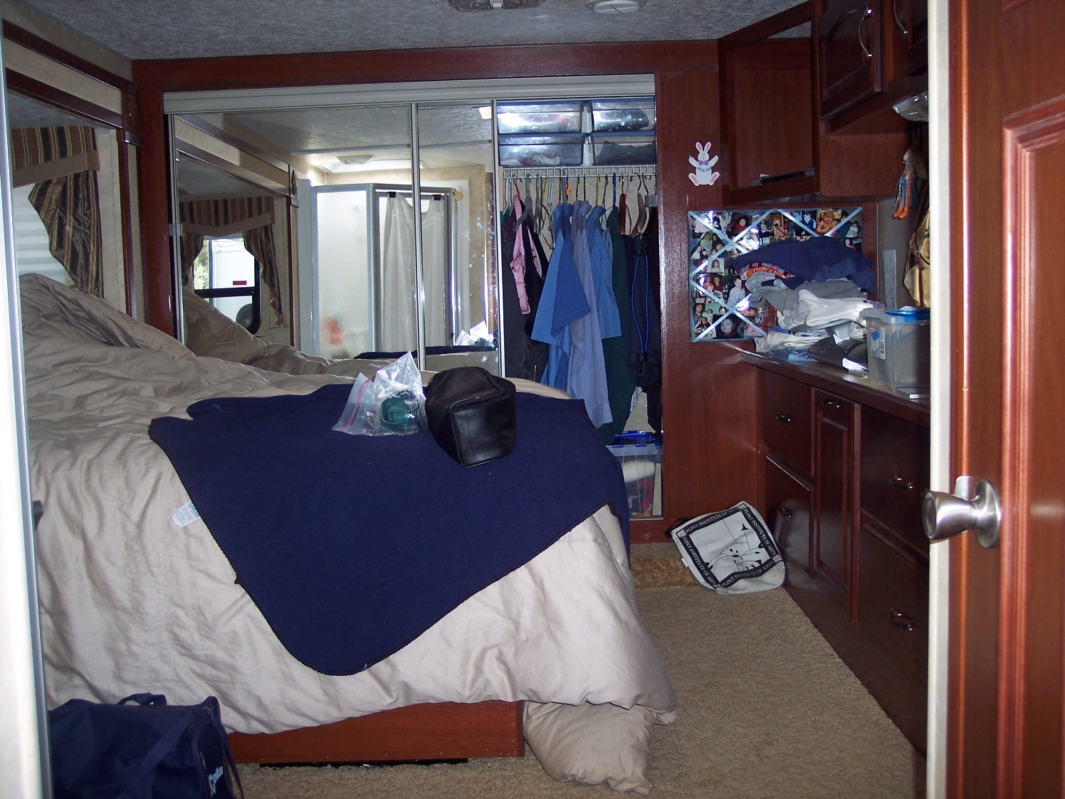 Rocinante For Sale 2006 43 Ft K Z Fifth Wheel Rv And 2004