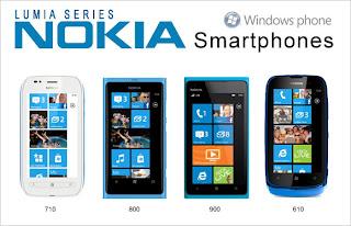 Nokia Siapkan 4 Smartphone Untuk MWC 2013