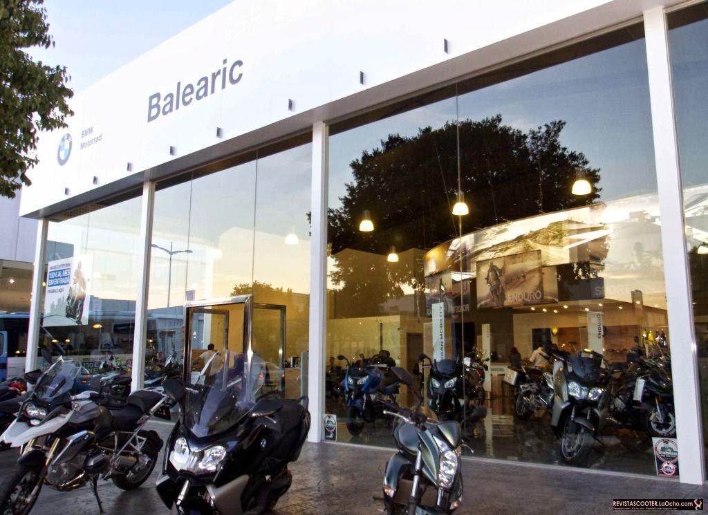 Revista scooter nuevo concesionario de motos bmw en mallorca for Motos palma de mallorca