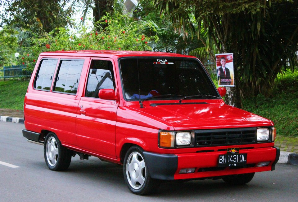 Preserve the Indonesian Automotive