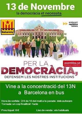 Per la Democràcia