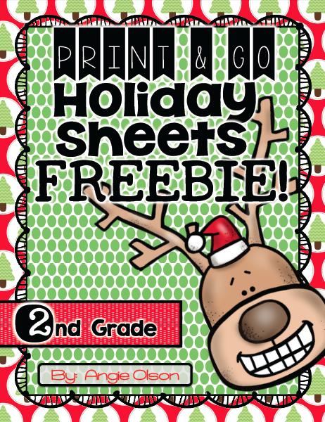 http://www.teacherspayteachers.com/Product/Print-Go-Holiday-Sheets-FREEBIE-1595074