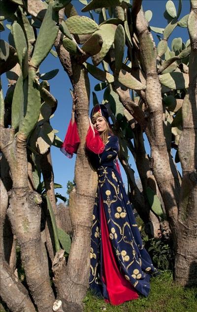 Moda Osmanlı Kıyafetleri