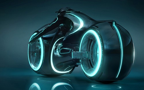 Cool Bike 3d Wallpaper