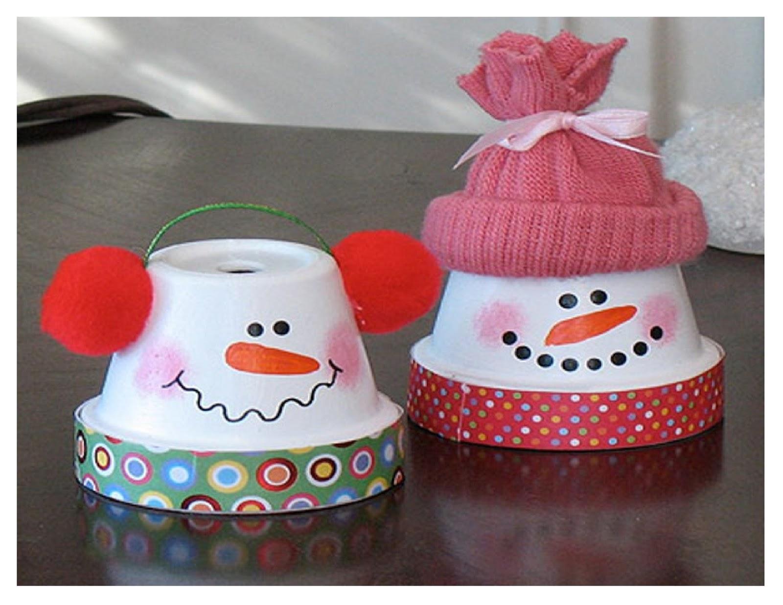 El que posee el don divino manualidades por navidad para for Manualidades de navidad para ninos
