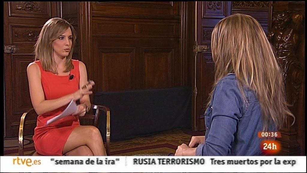 ANA IBAÑEZ, CONVERSATORIOS... (28.12.13)