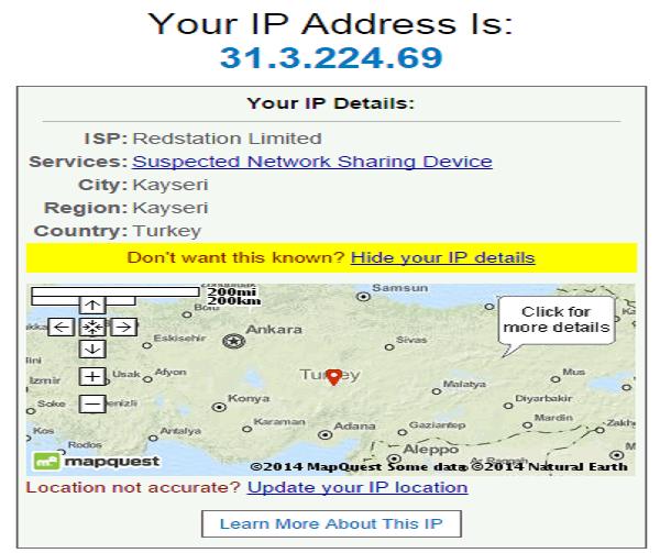 طريقة تغير الاى بى IP Address بأكثر من طريقة فعالة