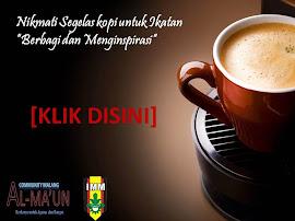 Nikmati Segelas kopi untuk Ikatan : klik link di bawah ini