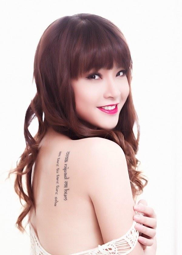 The beauty of Hai Bang - Vietnamese Singer