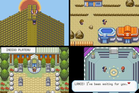 FireRed Hack - Pokemon ShinyGold Version [English] Image10zj5