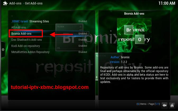 how to install video add on on kodi ipad