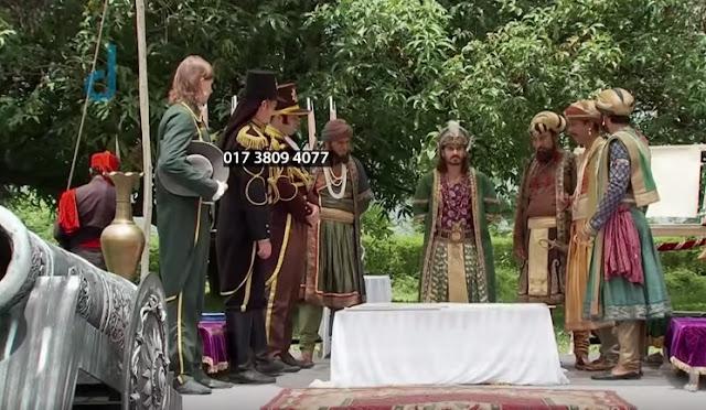 Sinopsis Jodha Akbar Episode 556