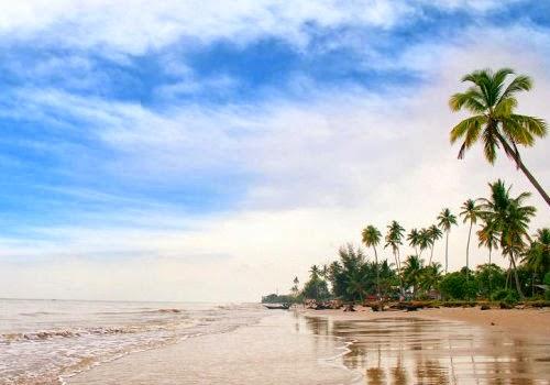 Pantai Selat Baru Bengkalis