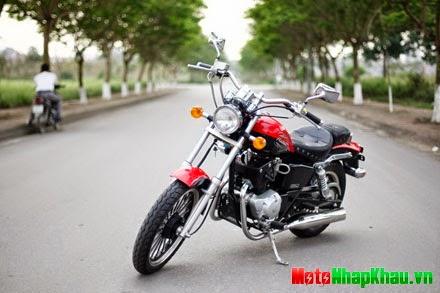 Rebel Custom 125cc USA