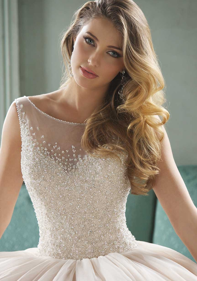 Allure Bridals Fall 2013 + My Dress of the Week - Belle the Magazine ...
