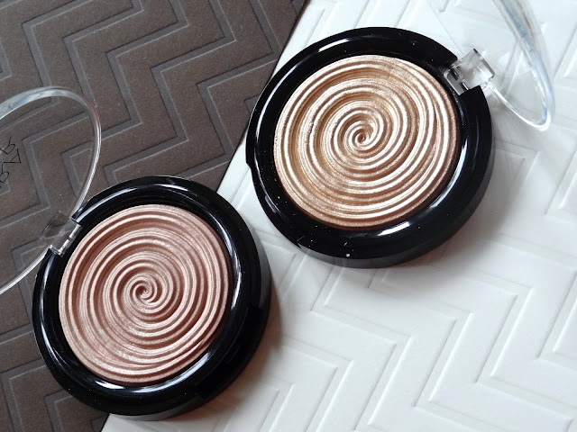 Laura Geller Baked Gelato Illuminators in Gilded Honey and Ballerina