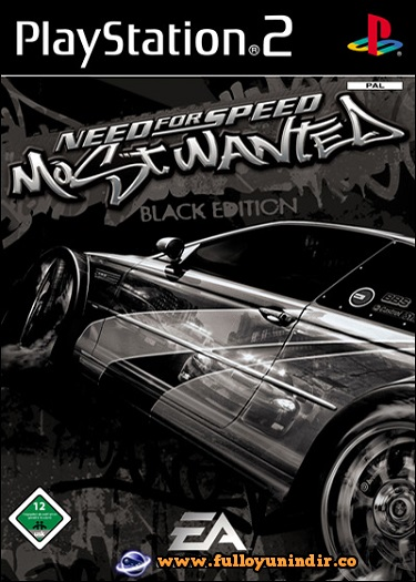 Need for Speed Most Wanted Black Edition (PAL) Playstation 2