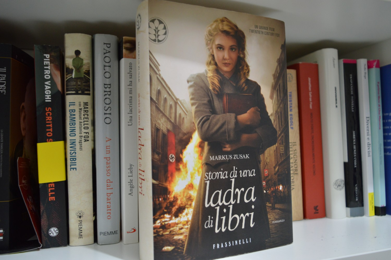 Libri storia di una ladra di libri m zusak venerd for Piani di una palazzina di una storia