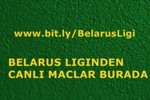 Belarus Ligini Canlı İzleme Linkleri