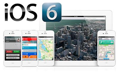 iOS6-Google Maps