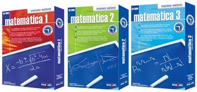 matem%25C3%25A1tica Coleção Matemática Ensino Médio Completo
