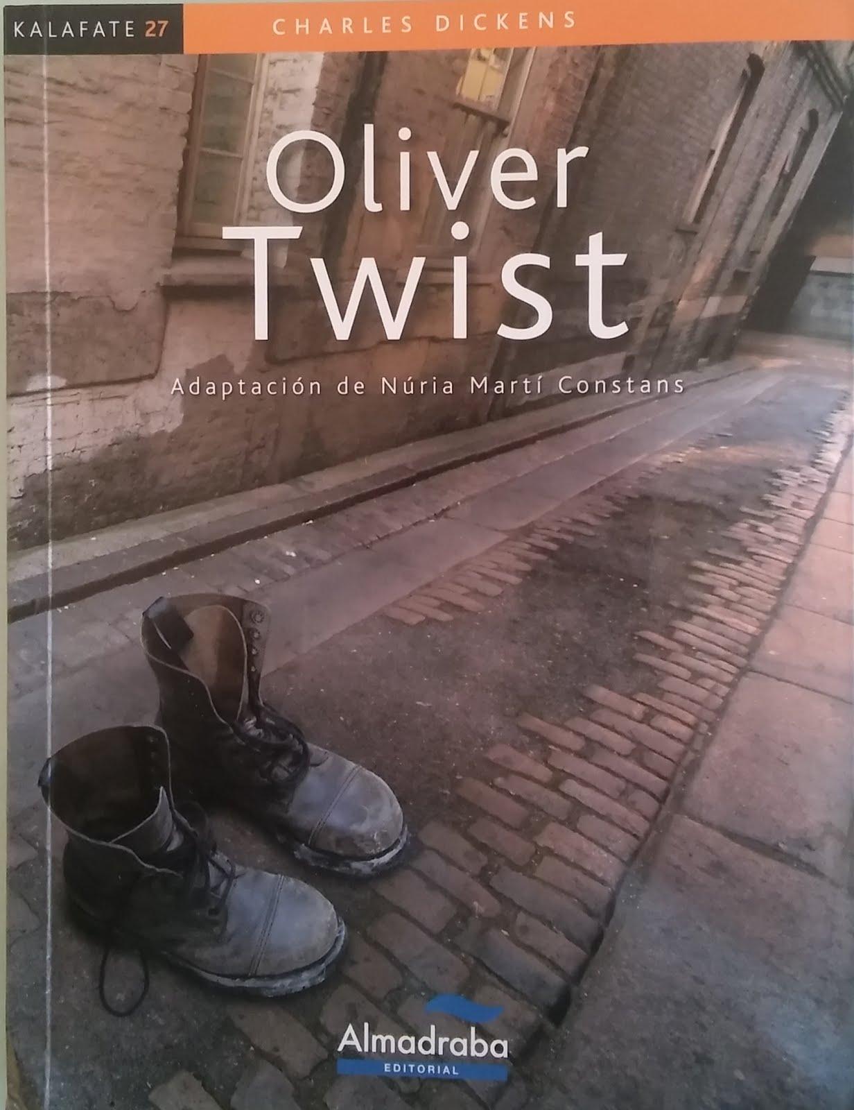 2016 Oliver Twist, de Charles Dickens (Adaptación)