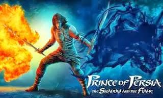 Download Game Khusus Android terbaru Gratis Prince of Persia Shadow & Flame