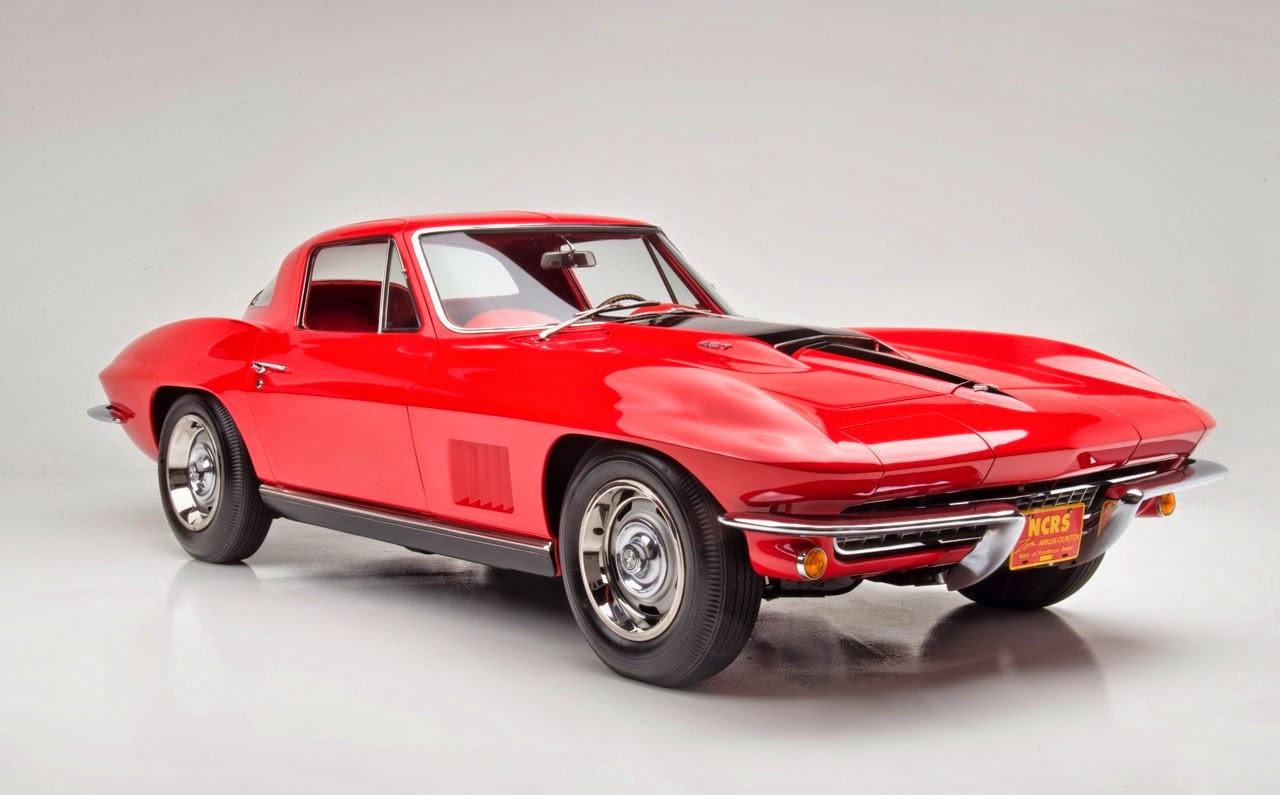 The 10 Most Expensive Muscle Cars Ever Sold At Auction ~ The perfect car