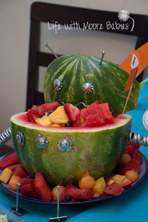 robot watermelon