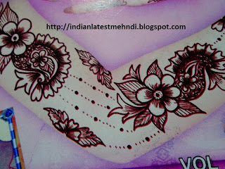 bail mehndi designs for arms 4