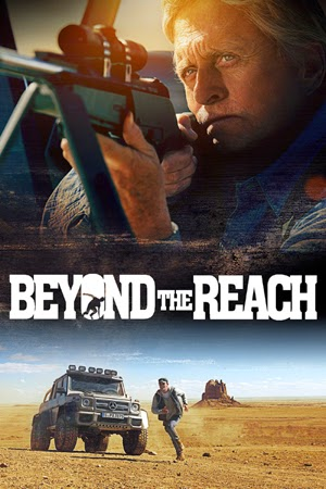 Beyond the Reach 2014 poster