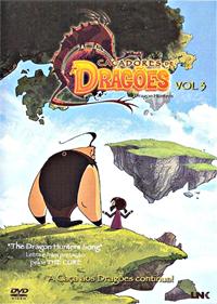 Caçadores de Dragões – Vol. 3 PT-PT CDragoes3