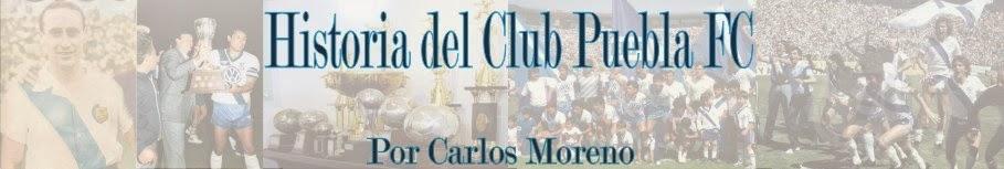 Puebla FC por Carlos Moreno