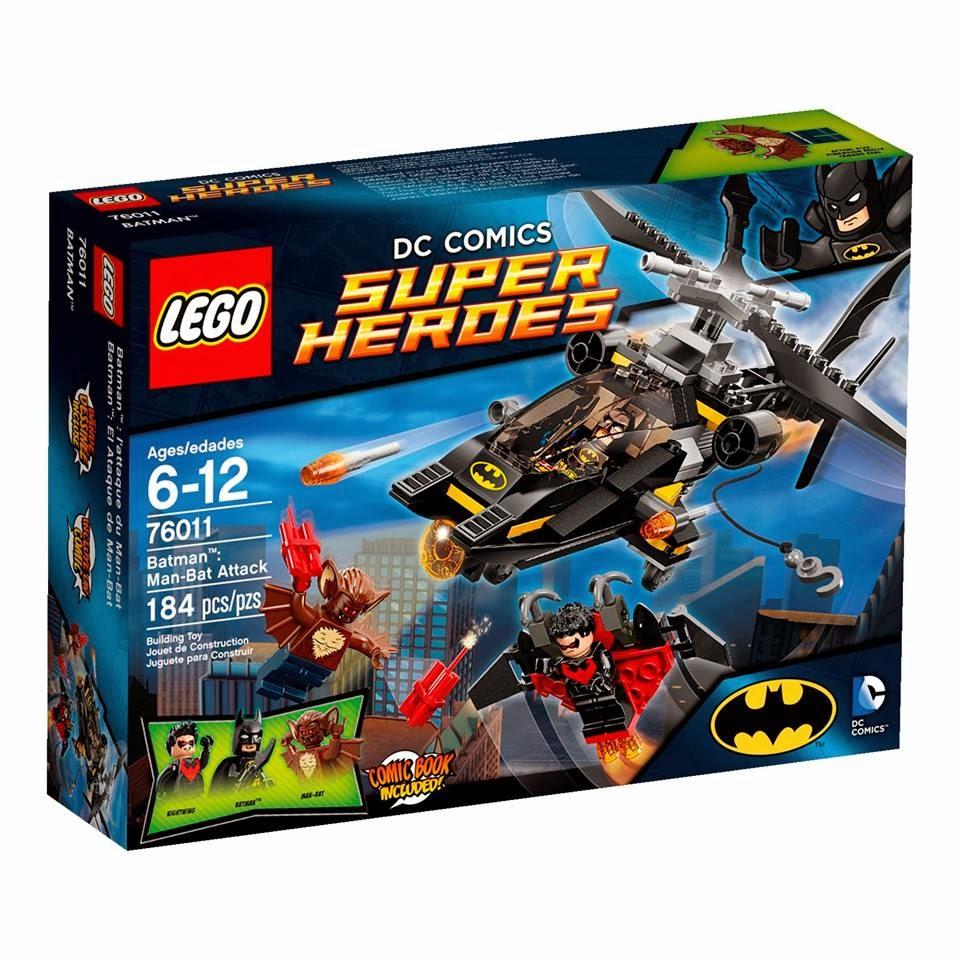 Detoyz shop 2014 lego dc batman sets - Logo super heros ...