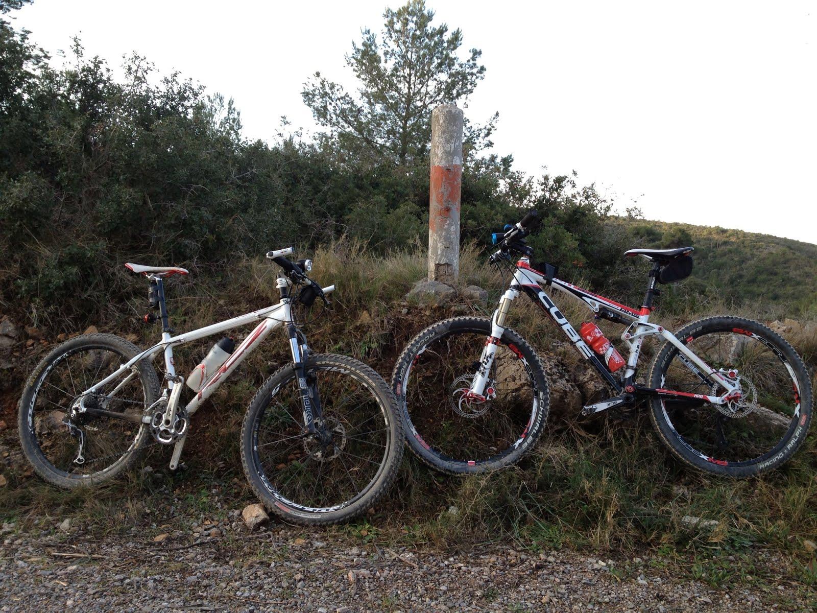 Bike friends salida tempranera sant ram n begues parc natural del garraf sant boi - Temperatura en begues ...