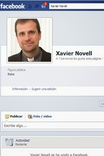 Xavier Novell, patánico obispo de Solsona - Personaje patánico XII