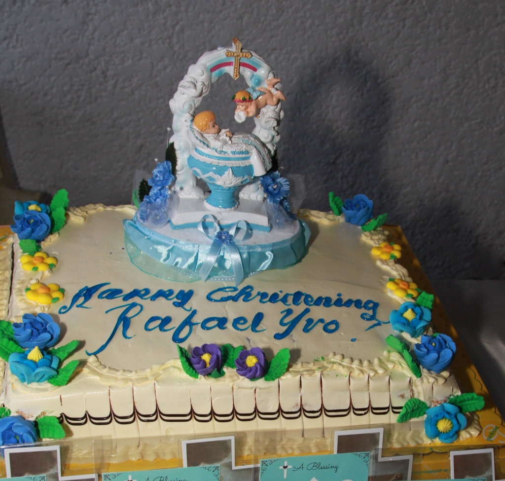 Goldilocks Cake Design For Christening Bjaydev for
