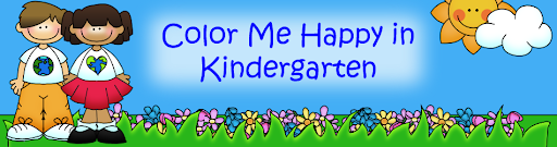 Color Me Happy in Kindergarten