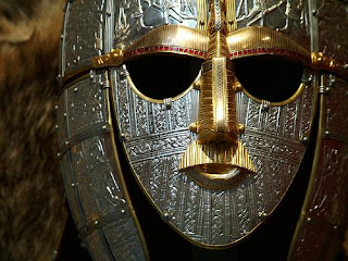 anglo-saxon helmet armor