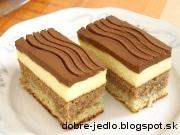 Tvarohový koláč - recept