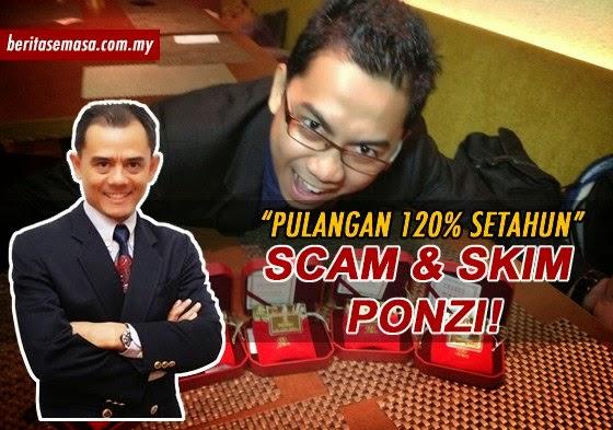 Review Pegasus Bullion Malaysia SCAM Penipu Azizi Ali Pakar Kewangan Hartanah Tempelak Sistem Pegasus Bullion