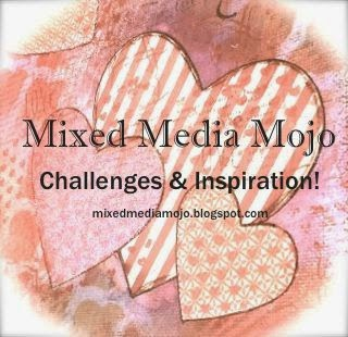 New Mixed Media Challenge Blog