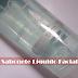 Resenha: Sabonete Líquido Facial H2O com Água Termal Yes Cosmetics