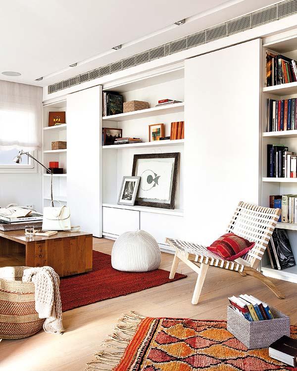 Decoracion actual de moda una casa familiar con plus de for Decoracion actual
