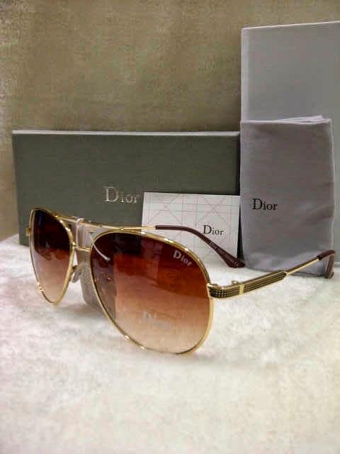 Kacamata Dior 3380 Gold Coklat