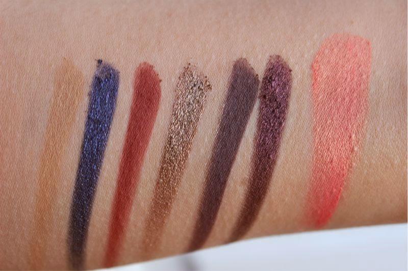 New Barry M Eyeshadow Palettes A/W 2014